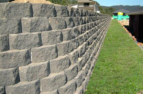 Australian Retaining Walls Options Australian Retaining Keystone Garden Wall