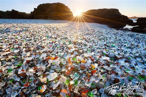 glass beaches the best sea glass beaches in the united states