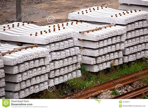 Railway Sleepers Free by Railway Sleepers Royalty Free Stock Photography Image
