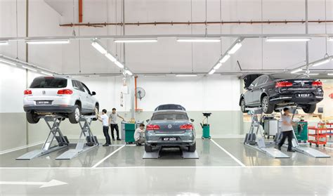 Volkswagen Service by Volkswagen Asia Pacific Aftersales Hub To Malaysia