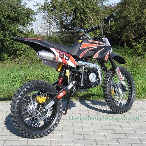 125 motocross bike moto cross dirt bike 125cc noir livraison incluse le