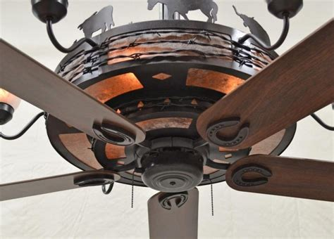 Copper Canyon Rancher Ceiling Fan Rustic Lighting And Fans