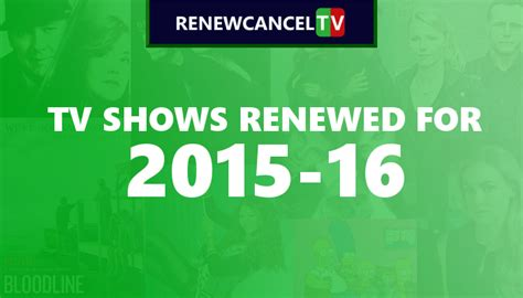 cancelled renewed tv shows in fall 2014 2015 season nashville tv show renewed newhairstylesformen2014 com