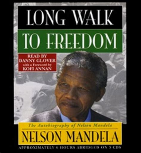 autobiography of nelson mandela long walk to freedom book cover image