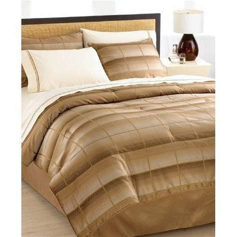 arrow bed arrow bedding washington square brown bronze gold 8 piece