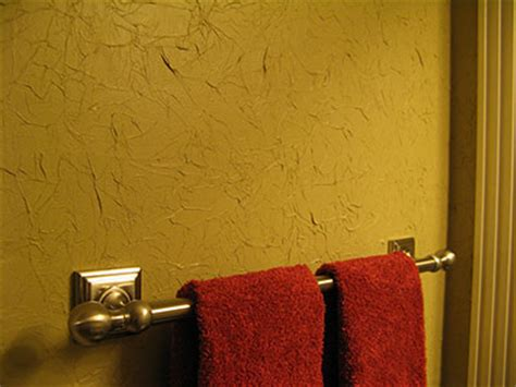textured paint for bathrooms creative interior painting ideas crinkled tissue paper