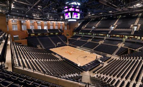 mackey arena seating capacity home arenas of 2017 ncaa tournament teams the key play