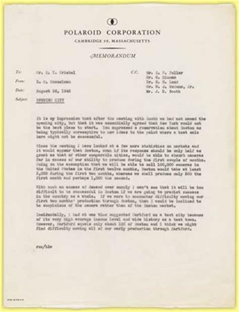 marketing memorandum, 1948 — new directions – baker