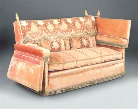Knole Sofa For Sale by A Knole Sofa Mid 20th Century Christie S