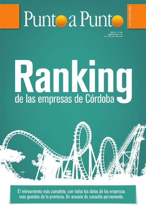 Universo Garden Cordoba Ranking Edic 748 By Ioana Di Paolo Issuu