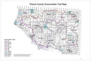 wisconsin snowmobile trail maps