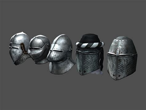 Helm Gm All Type new helms and weapons for fortis rex news db
