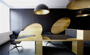 Black Office Chair Design Ideas Black And Gold Office From I29 Architects Office Snapshots