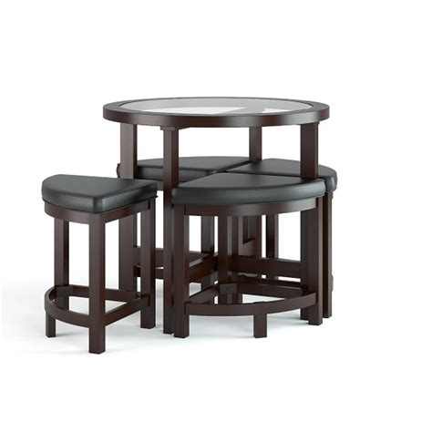 space saving table and chairs space saving table and chairs where funk meets
