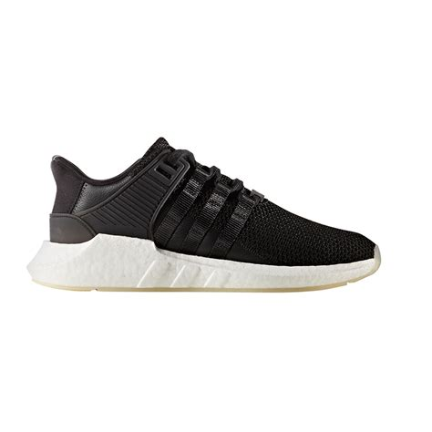 support shoes adidas eqt support 93 17 shoes black wht gum highlights
