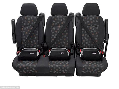 Kidsme Travel Easy Set 30 163 30 bubblebum child seat booster daily mail