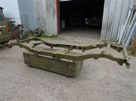 Jeep Willys 45 willys jeep chassis 1943 44 45 jeeps milweb classifieds