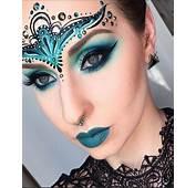 Ideas De Maquillaje FANTAS&205A Para Mujer Sencillo Y F&225cil