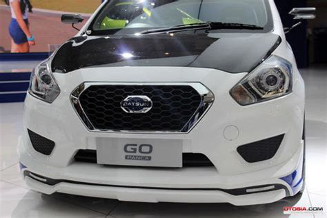 Covertutup Mobil F New Warna Datsun Go nissan boyong x trail hybrid dan limited edition di iims