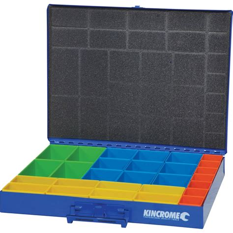 kincrome large 28 compartment multi storage bunnings warehouse