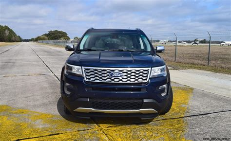 2017 ford explorer review 2017 ford explorer platinum 4x4 hd road test review