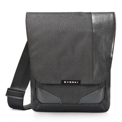 Everki Eks622xl Premium Rfid Mini Messenger Fits Pro 12 Inch everki venue premium kindle tablet rfid mini messenger eks622 black
