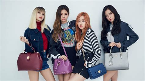 blackpink group picture blackpink wallpapers wallpaper cave