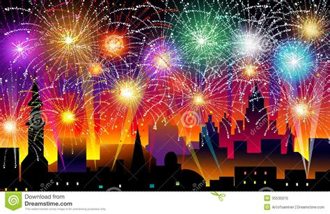 new years eve vector illustration royalty free stock photo