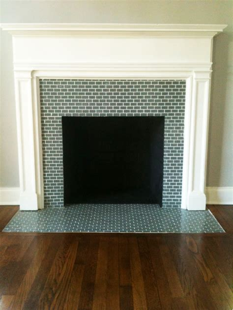 tile for fireplace surround inspired remodeling tile bloomington indiana