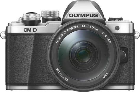 Olympus Om D E M10 Ii Kit 14 42mm Ez Black Kame Berkualitas olympus om d e m10 ii kit ed 14 150 ii skroutz gr