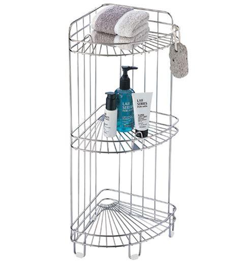 Metal Bathroom Caddy Corner Shower Caddy Stainless Steel In Shower Caddies