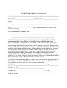 doc 400518 waiver template release of liability form