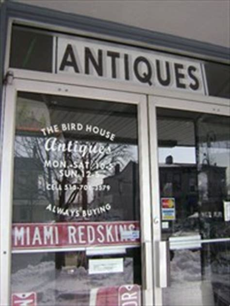 the bird house antique store oxford ohio antique