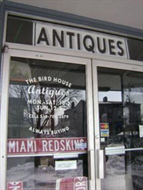the bird house antique store oxford ohio antique