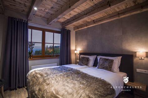 schlafzimmer chalet stil panoramachalet bramberg am wildkogel h 252 ttenurlaub in