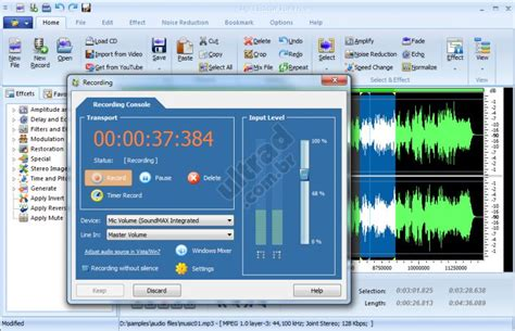 mps on line mp3 editor free