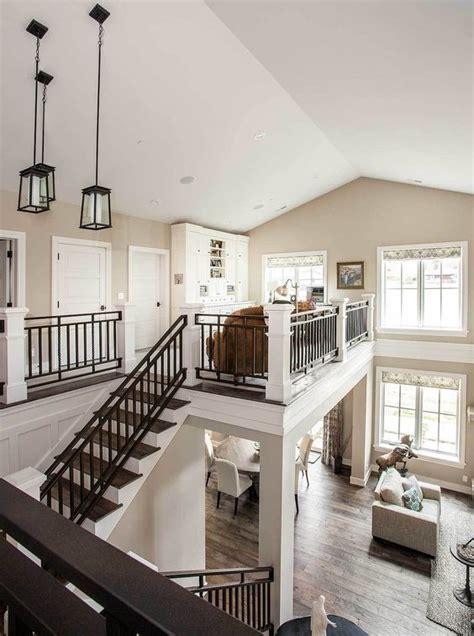 modern barndominium floor plans  story  loft