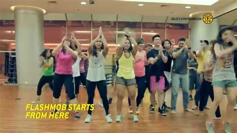 tutorial flash mob stronger day 2014 flash mob performance tutorial youtube
