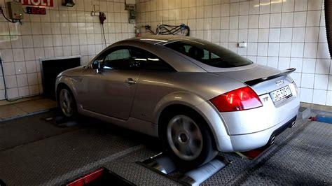 Audi Tt 1 8t by Audi Tt 1 8t 225hp Quattro Dyno Hamownia