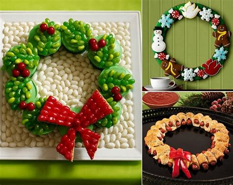 food decorations ideas for christmas food for the table browse creatively decorated with dishes
