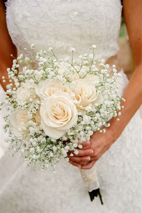 Bridal Bouquets by Best 20 Gypsophila Bouquet Ideas On