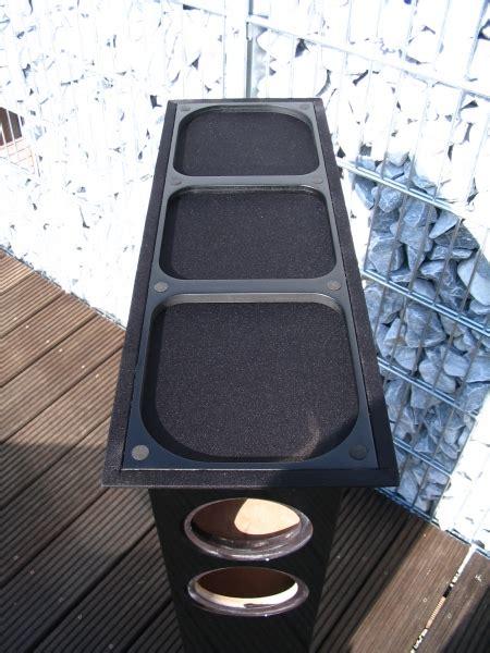 Lautsprecher Schwarz Lackieren by Lautsprecherbau Thomaier Hochglanz Schwarz Lautsprecher