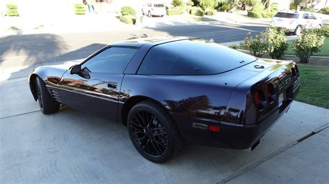 black c4 corvette fs for sale 1994 c4 corvette black must see