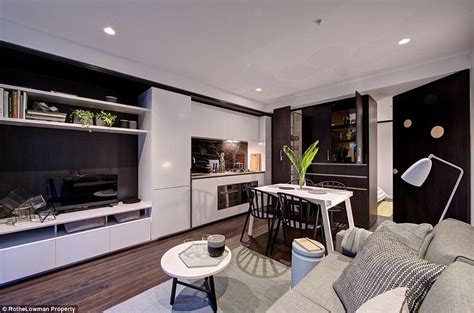 apartment living room set up could convertible apartments solve australia s housing
