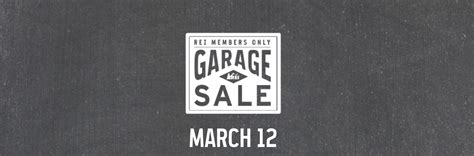 Rei Garage Sale X Rei Garage Sale Store Dates And Tips For The Uninitiated