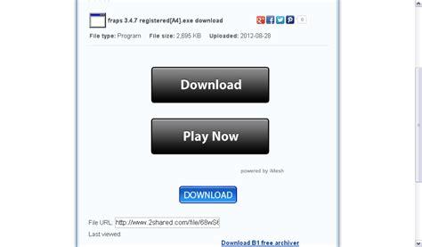 fraps full version download windows xp fraps 3 4 7 full version clothessokol