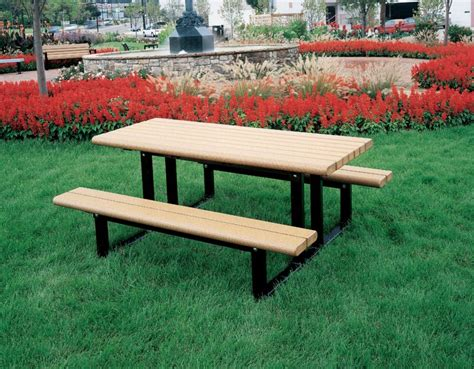 Park Tables by Mission Park Picnic Table Series