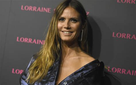 Heidi Klum Is A Handsome Fellow by Heidi Klum Shows For Adidas By Rocking The Brand