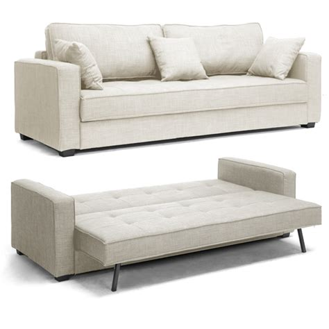 Baxton Studio Modern Futons And Sofa Beds