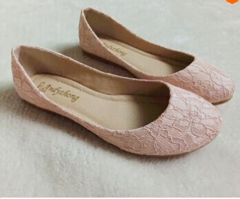 pink flat shoes wedding buy wholesale light pink flats from china light
